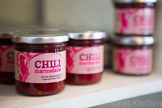 Chilijam from Hanasand | insimoneskitchen.com