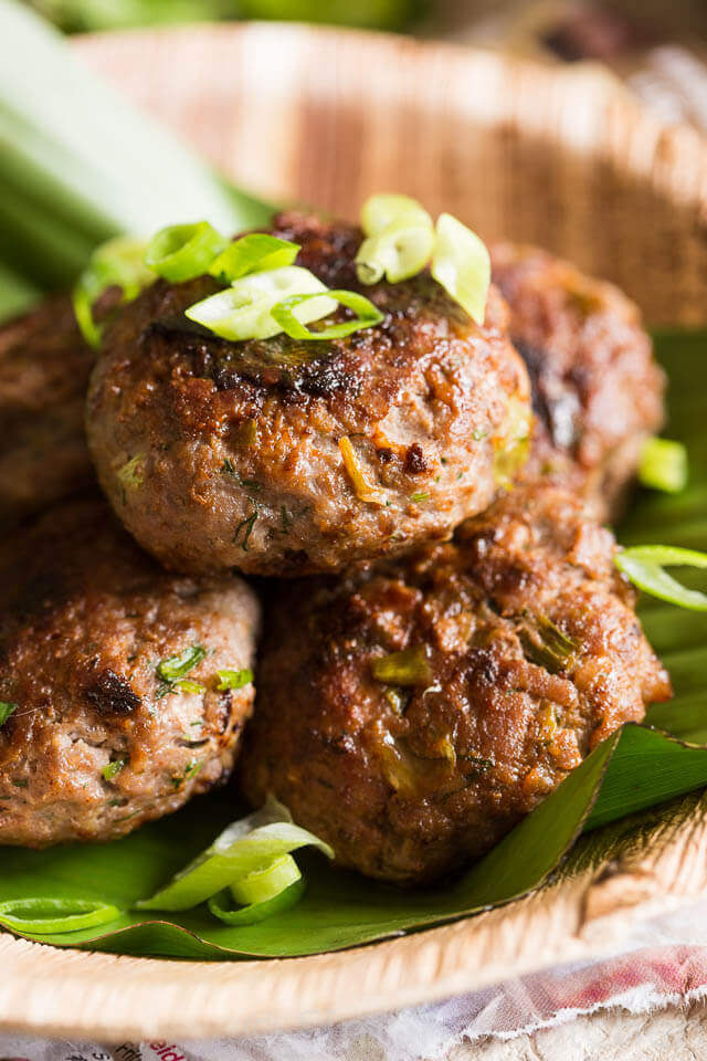 Hamburgers with Asian twist | insimoneskitchen.com