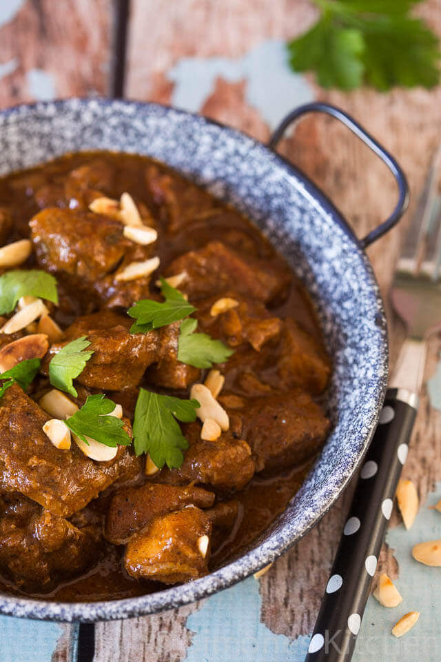 Rogan Josh curry | insimoneskitchen.com