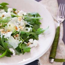 Venkel courgette salade