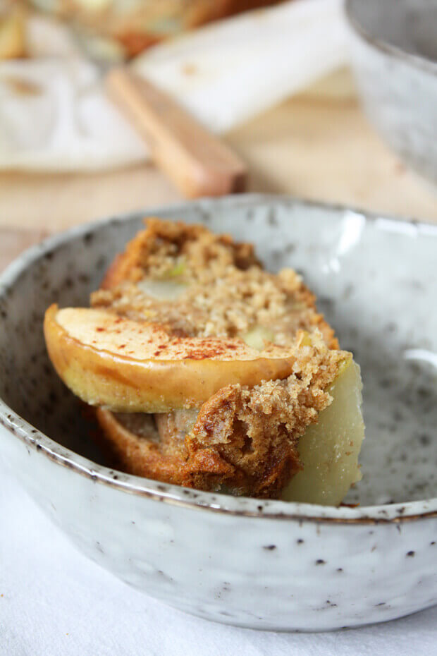 fijne foto van vegan appelcake1