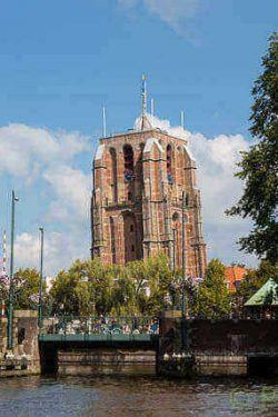 Scheve toren van Leeuwarden | simoneskitchen.nl