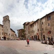 San Gimignano, Italie   simoneskitchen.nl