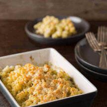 Mac & Cheese met gorgonzola | simonekitchen.nl