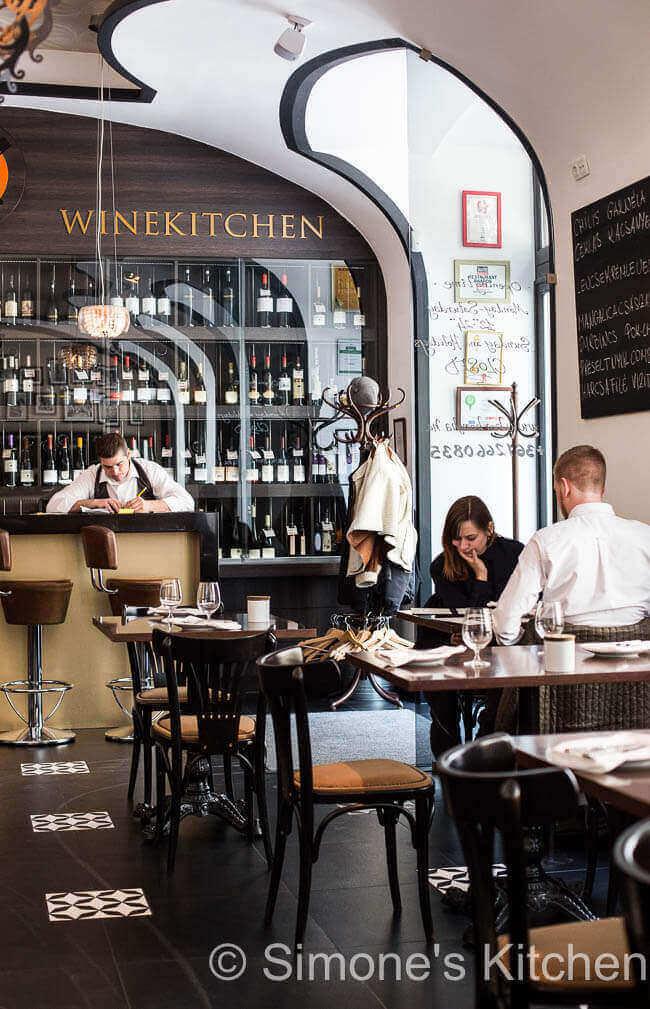 Wine Kitchen Boedapest | simoneskitchen.nl