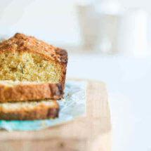 amandel citroen tijm cake | simoneskitchen.nl
