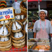 lokale markt in Chiang Mai   Simoneskitchen.nl