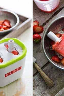 Zoku ijsjesmaker | simoneskitchen.nl