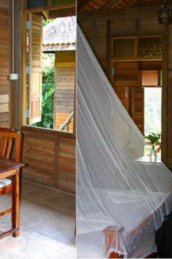 Art's riverview lodge Khao sok | simoneskitchen.nl