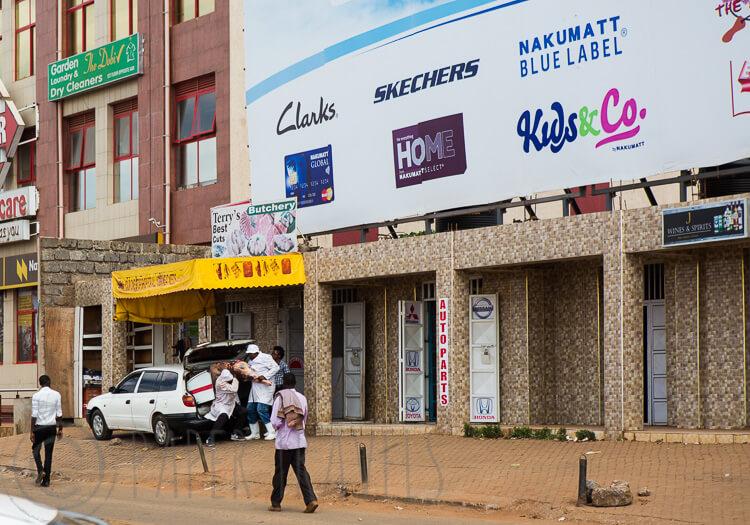 Slager in Kenia | simoneskitchen.nl