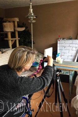 Behind the scenes | simoneskitchen.nl