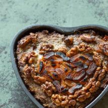 Valentijns gehaktbrood met abrikozen   simoneskitchen.nl