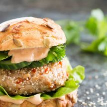De ultieme festival burger | simoneskitchen.nl