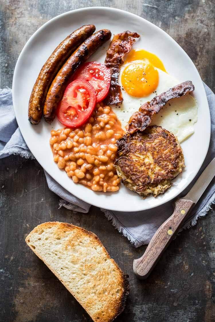 English breakfast | simoneskitchen.nl