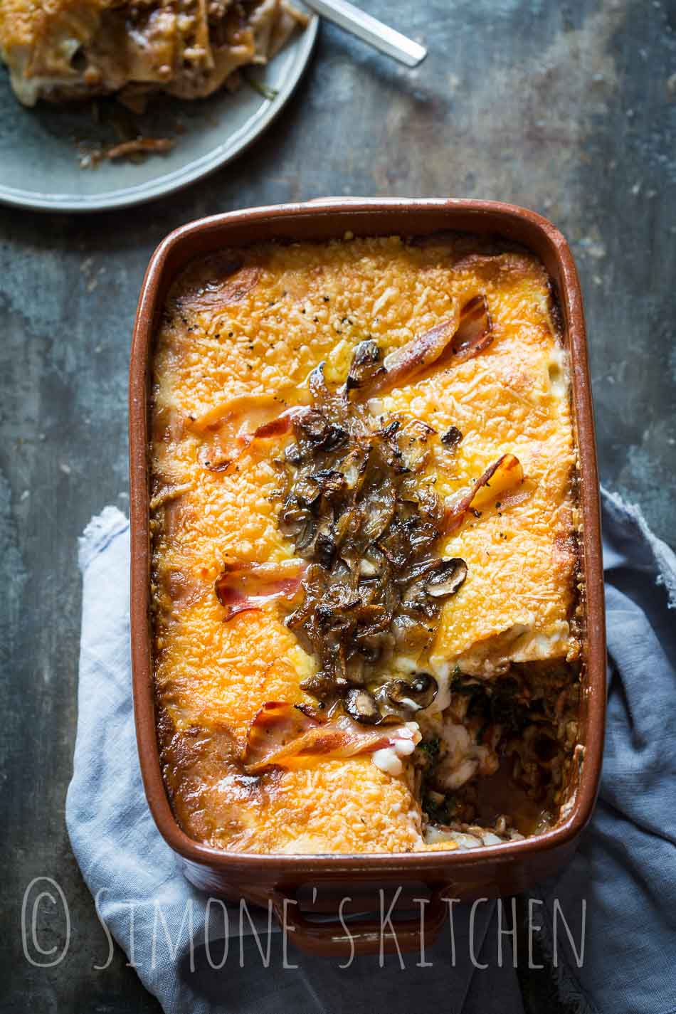 Lekkerste lasagna   simoneskitchen.nl