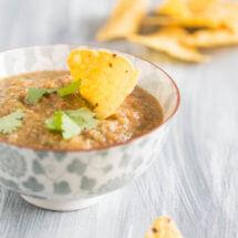 Zelf Mexicaanse salsa maken | simoneskitchen.nl