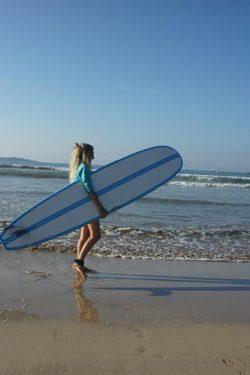 Surfen in Sri Lanka | simoneskitchen.nl