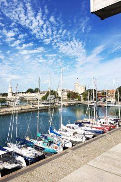 La Rochelle Port | simoneskitchen.nl