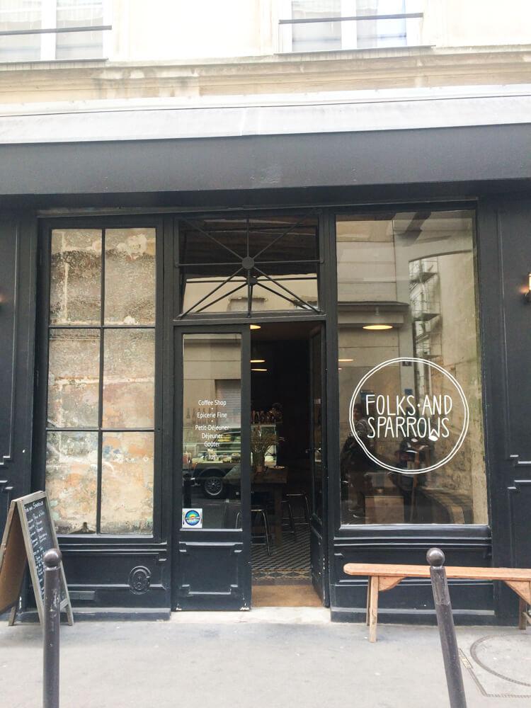 Parijs 3de arr koffie lunch en een geheimpje simone 39 s kitchen - Parijs zoet ...