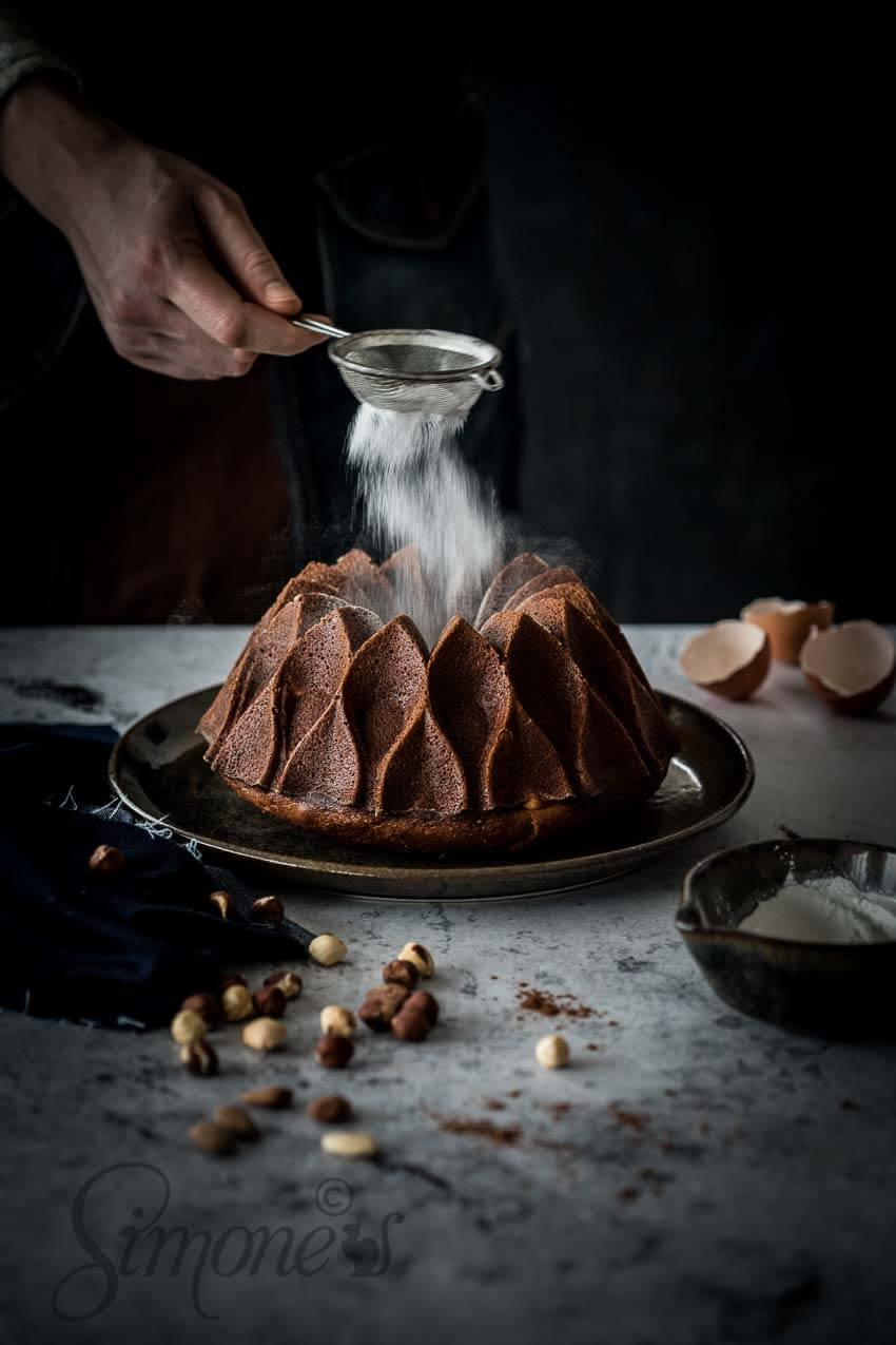 Chocolade hazelnoot tulband   simoneskitchen.nl