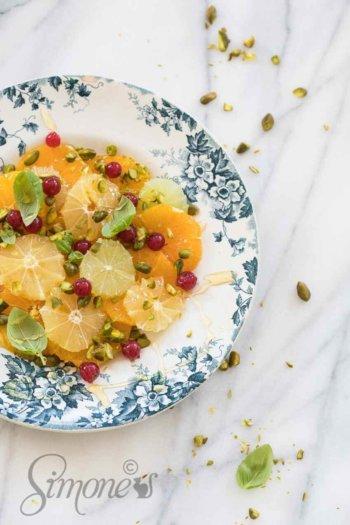Citrussalade | simoneskitchen.nl