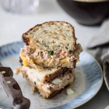 Tuna melt | simoneskitchen.nl