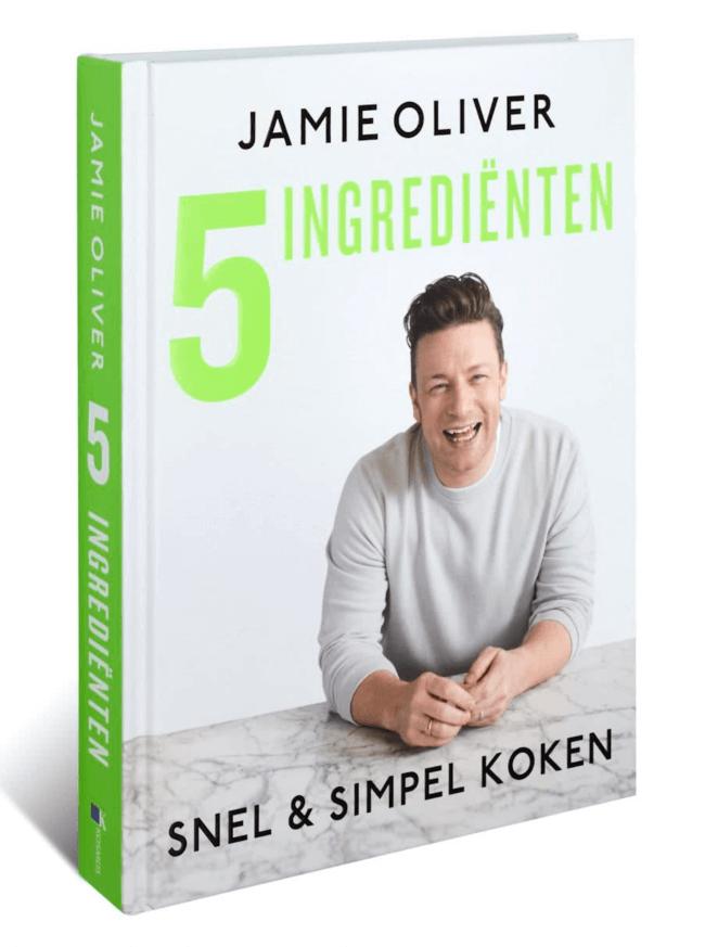 Jamie 5 ingredienten | simoneskitchen.nl