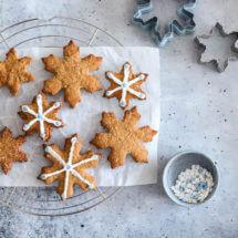 Gezonde kerstkoekjes | simoneskitchen.nl