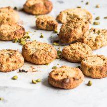 Glutenvrije pistachekoekjes | simoneskitchen.nl
