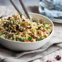 Koolsla met broccoli | simoneskitchen.nl