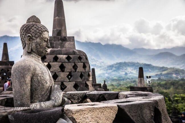 Borobudur | simoneskitchen.nl