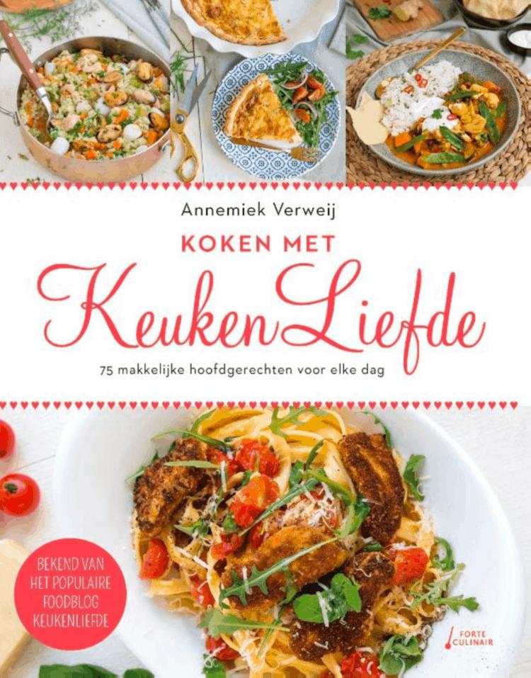 Keukenliefde boekreview | simoneskitchen.nl