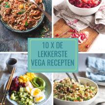 Tien keer de lekkerste vega recepten | simoneskitchen.nl