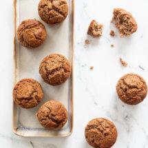 Paleo appel muffins | simoneskitchen.nl