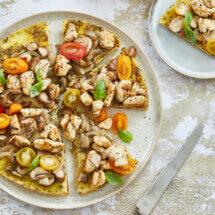 Omeletpizza